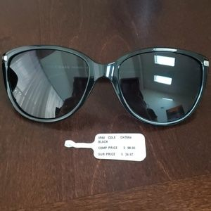 Cole Haan polarized women's sunglasses